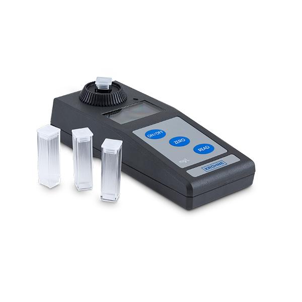 Chlor-Photometer für die Bestimmung von freiem Chlor