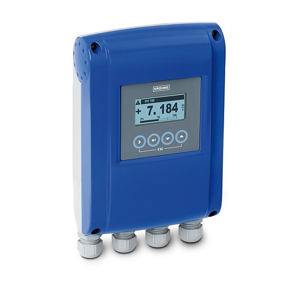 IFC 100W Messumformer für Durchflussmessgeräte