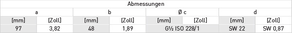 optiswitch_6600-abmessung_tabelle