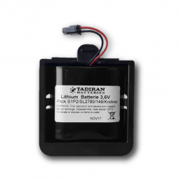 WATERFLUX Ersatzbatterien Pack