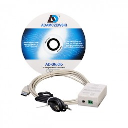 Datenlogger VL 8010 Software